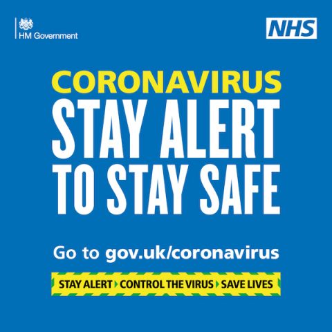 Stay Alert To Save Lives